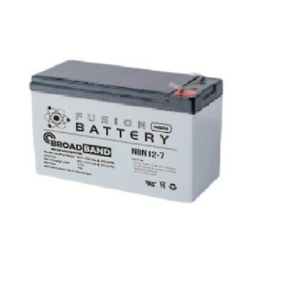AU41 • Buy 12V 9Ah Telstra Broadband NBN Battery 12NBN7P-F2 NP7-12TFR NBN12-7 AGM
