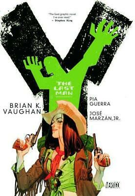 AU70 • Buy Y: The Last Man - The Deluxe Edition Book 3 HC