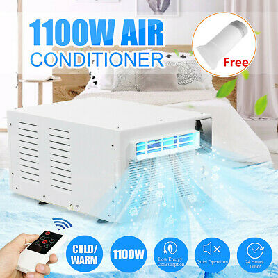 AU386.79 • Buy 1100W Window Air Conditioner Wall Box Refrigerated Cooler Summer Cooling + Hose