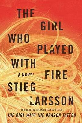$3.88 • Buy The Girl Who Played With Fire (Millennium ) - Hardcover By Stieg Larsson - GOOD