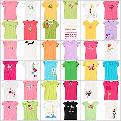 $7.99 • Buy NWT Gymboree Kids Girl Spring/Summer Short Sleeve Tee Top