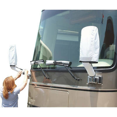 $41.38 • Buy ADCO Dupont Tyvek RV Side Mirror And Windshield Wiper Covers With Storage Cover,
