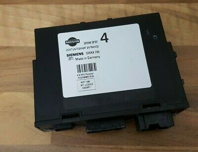AU71.29 • Buy Nissan Terrano Ii 2.7 Central Locking Ecu 28596 9f97