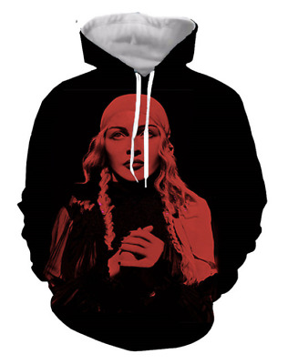 $ CDN25.41 • Buy Star Madonna 3D Print Mens Womens Hoodie Sweater Sweatshirt Jacket Pullover Tops