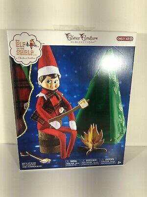 AU26.31 • Buy The Elf On The Shelf Cheery Christmas Camper Tent Claus Couture