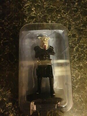Eaglemoss - Dr Who - Die Cast Collectables -Judoon Comd- AAU 8111- BNIB - 2012 • 7£