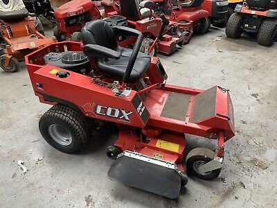 AU6799 • Buy NEW Cox Zero Turn Ride On Mower, Ex Display Model, Fabricated Deck, 22hp Engine