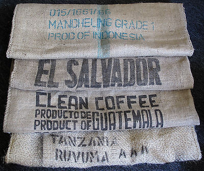 £42 • Buy 25 Used  Coffee Sacks - Free Delivery