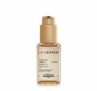 L'Oreal Serie Expert Absolut Repair Gold Nourishing Serum 50ml • 11.99£