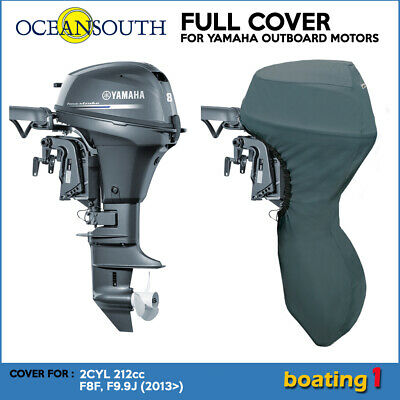 AU46.99 • Buy Full Cover For Yamaha Outboard Motor Engine 2CYL 212cc F8F, F9.9J (2013>) - 15