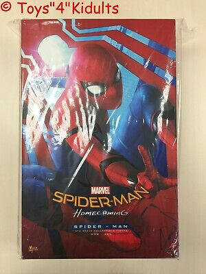 $ CDN919.36 • Buy Hot Toys MMS 425 Spider-Man Homecoming (Normal Version) Peter Parker Figure NEW