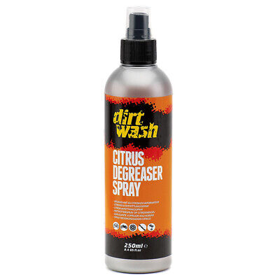 Weldtite Bicycle Cycle Bike Dirtwash Citrus Degreaser Spray - 250 ML • 12.99£