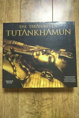 The Treasures Of Tutankhamun By Malek, Jaromir Book  • 21.99£