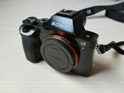 $ CDN917.50 • Buy Sony Alpha A7 24.3MP Digital Camera (Body Only) Brand New: 748 Shutter Count