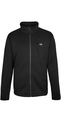 Gill Men's Knit Fleece Sailing Jacket Graphite Grey Medium RRP £100 (G4) • 54.95£