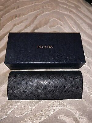 PRADA GLASSES SPECTACLE FRAMES Prada VPR 14Q TFN101 With Case And Box • 40£