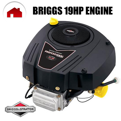 AU995 • Buy Genuine Briggs & Stratton 19HP OHV Pro-Series Ride On Lawn Mower Engine