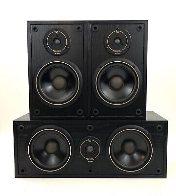 $190 • Buy Infinity SM Video Center And Infinity SM 65 Bookshelf Speakers