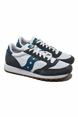 Saucony Originals Jazz Original Vintage (White/Teal) • 60£