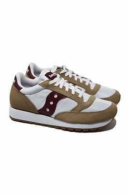 Saucony Originals Jazz Original Vintage (White/Wine) • 60£