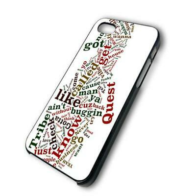 $ CDN24.87 • Buy A_Tribe_Called_Ques23 Case Cover Fits Apple IPhone Samsung Galaxy Plus Edge