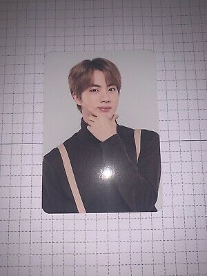 $9 • Buy BTS - Jin 4/8 5th Muster Mini Photo Card Korea