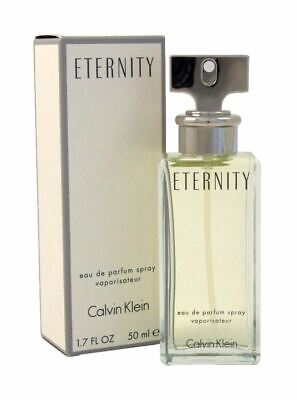 Calvin Klein Eternity 50ml Eau De Parfum Spray For Women • 20.99£