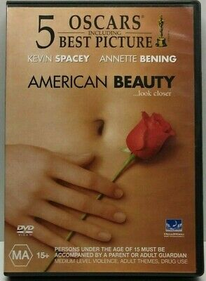 AU12.99 • Buy American Beauty - Kevin Spacey - DVD - Free AusPost With Tracking
