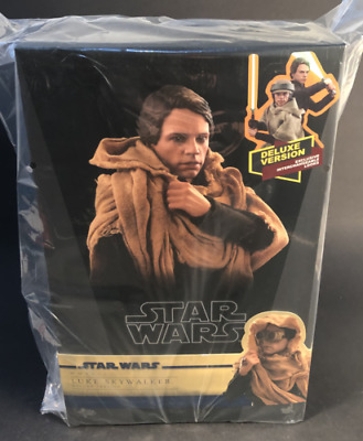 $248.87 • Buy 1/6 HOT TOYS MMS517 Star Wars Return Of The Jedi Luke Skywalker Collection Figur