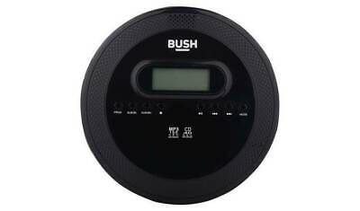 Bush Portable Personal CD Player With MP3 CD Playback +Earphones Battery Powered • 15£