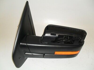 $199.99 • Buy 2009 - 2014 Ford F-150 Driver LH Power Fold Heated Signal Mirror OEM 1518