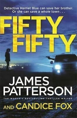 AU22.50 • Buy NEW Fifty Fifty By James Patterson Paperback Free Shipping