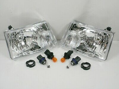 $94.50 • Buy NEW For 2001-2011 Ford RANGER Headlights Headlamps PAIR Left & Right