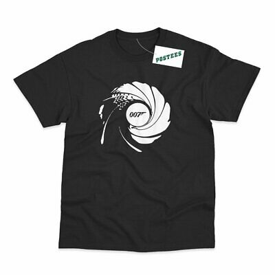 007 Barrel Inspired By James Bond Printed T-Shirt • 8.95£