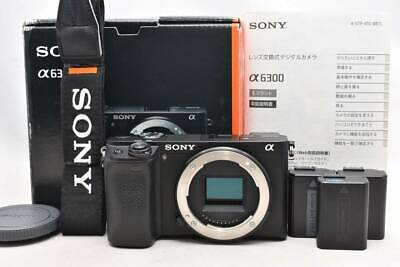 $ CDN1021.49 • Buy SONY ILCE-6300 Body A6300 Black Free Shipping Japan 78