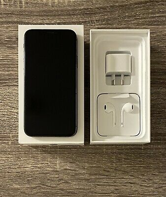 AU445 • Buy Apple IPhone X 256GB Space Grey Excellent Condition