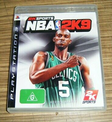 AU8.99 • Buy Sony Playstation 3 PS3 Game - NBA 2K9