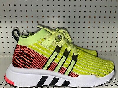$ CDN97.82 • Buy Adidas EQT Support Mid ADV Mens Athletic Running Shoes Size 8.5 Multi Color
