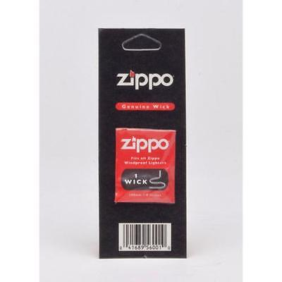 $3.98 • Buy Zippo Lighter Wick Wick Card With One Wick 2425 Free Shipping New