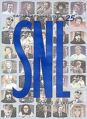 $1.99 • Buy Saturday Night Live - 25 Years Of Laughs (DVD, 1999, 25th Anniversary Edition)