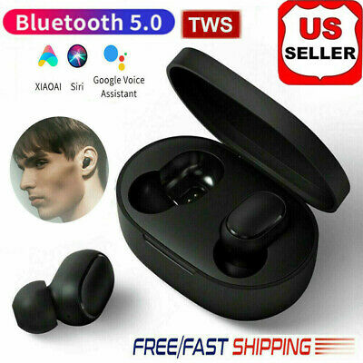 $11.54 • Buy Xiaomi Redmi TWS Airdots Style Headset Bluetooth 5.0 Headphone Stereo Earbuds Lo