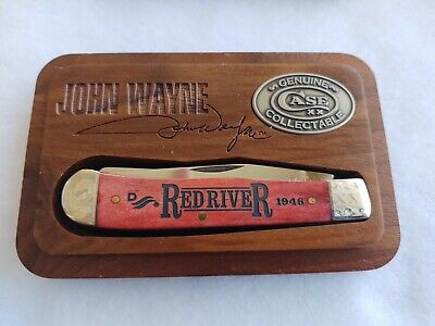 $100 • Buy Rare Case XX  John Wayne - Red River  Trapper #171 Of 500