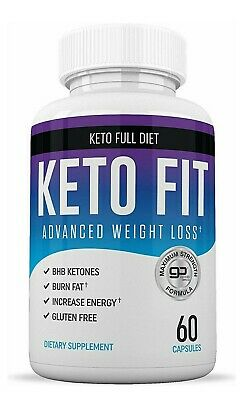 $18.99 • Buy Best Keto Slim Fit Diet Pills - Advanced Appetite Suppressant For Weight Loss