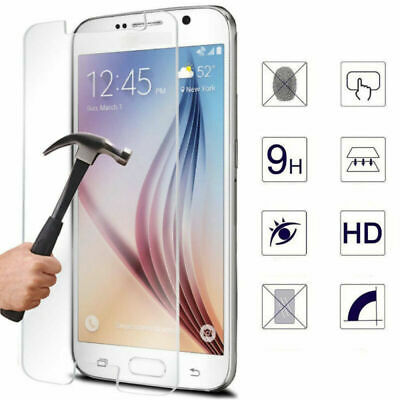 $ CDN3.20 • Buy 9H Tempered Glass Screen Protector Film Cover For Samsung Galaxy S7/S7 Edge Acc