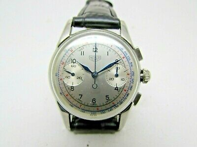 $ CDN959.66 • Buy Vintage Heuer Chronograph Valjoux Men Wrist Watch