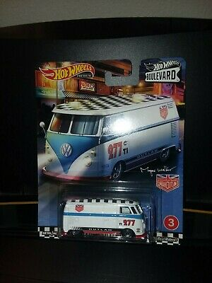 $4.99 • Buy Hot Wheels 2020 Premium Real Riders Volkswagen T1 Panel Bus, Fast Shipping