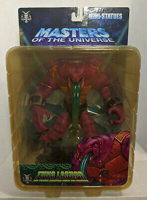 $90 • Buy MOTU 200X TUNG LASHOR Neca Staction Masters Of The Universe He Man MISB MOC
