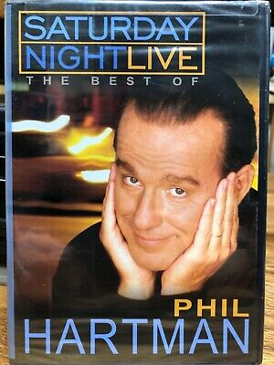 $8.50 • Buy Saturday Night Live: The Best Of Phil Hartman (DVD,2004) Brand New,Same Day Ship
