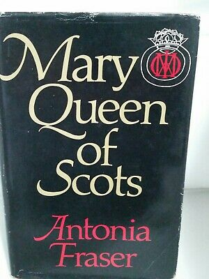 $12.95 • Buy Mary Queen Of Scots-Antonia Fraser-HC/DJ-First American Edition-1970-6th Print