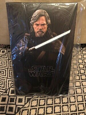 $105.50 • Buy Star Wars Luke Skywalker MMS458 Deluxe Version Hot Toys New In Box